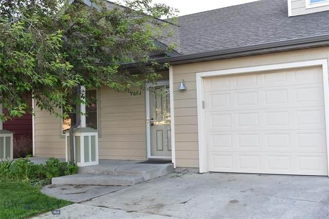 769A Longbow Lane Unit 4, Bozeman, MT 59715 (MLS #359637) :: Hart Real Estate Solutions