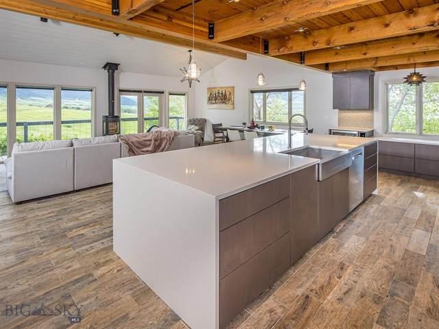 867 Summit Drive, Gallatin Gateway, MT 59730 (MLS #359638) :: Black Diamond Montana