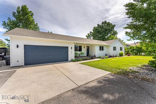 115 Candlelight Drive, Bozeman, MT 59718 (MLS #359639) :: Hart Real Estate Solutions