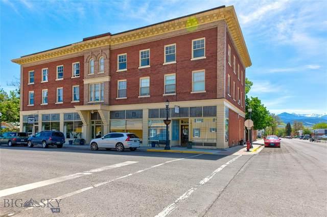 204 E Callender Street #21, Livingston, MT 59047 (MLS #359640) :: Hart Real Estate Solutions