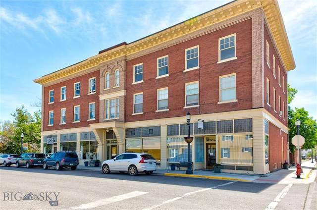 204 E Callender Street Basement, Livingston, MT 59047 (MLS #359642) :: Hart Real Estate Solutions