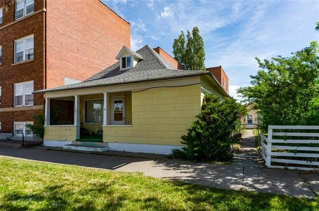 107 and 109 S 3rd Street, Livingston, MT 59047 (MLS #359647) :: L&K Real Estate