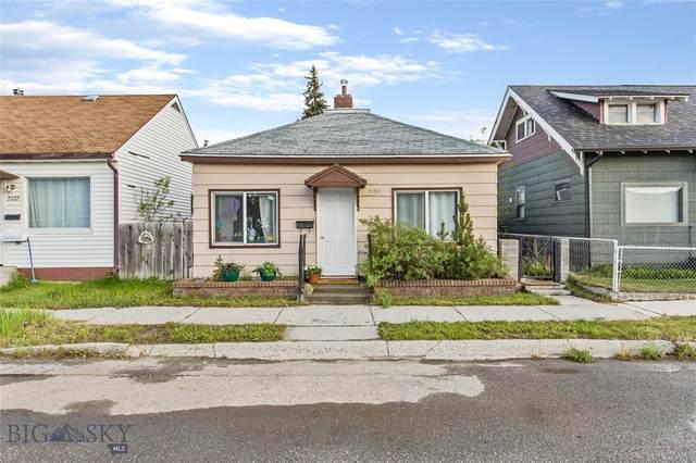 2120 Elm Street, Butte, MT 59701 (MLS #359649) :: L&K Real Estate
