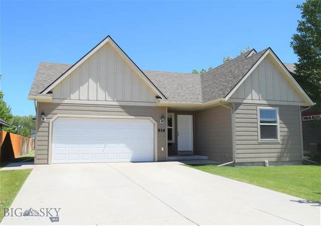 916 Meagher Ave, Bozeman, MT 59718 (MLS #359650) :: L&K Real Estate