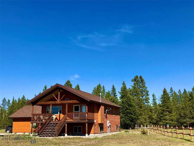 428 Pine Needle Road, West Yellowstone, MT 59758 (MLS #359666) :: Hart Real Estate Solutions