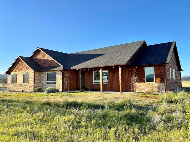 12 Appaloosa Circle, Livingston, MT 59047 (MLS #359671) :: Hart Real Estate Solutions