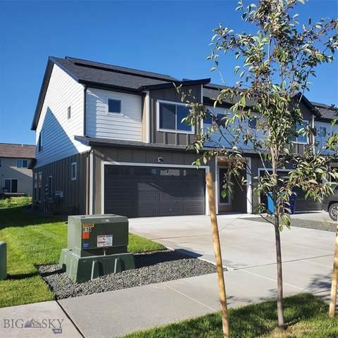 1506 Butler Creek Avenue A, Belgrade, MT 59714 (MLS #359672) :: Hart Real Estate Solutions