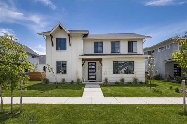 4140 Renova Lane, Bozeman, MT 59718 (MLS #359675) :: Hart Real Estate Solutions