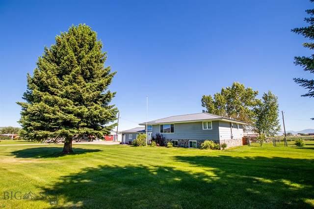 12455 Gooch Hill, Gallatin Gateway, MT 59730 (MLS #359681) :: L&K Real Estate