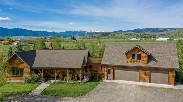 1500 Cottontail Road, Gallatin Gateway, MT 59730 (MLS #359684) :: Hart Real Estate Solutions