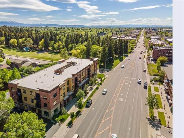 1010 E Main Street #205, Bozeman, MT 59715 (MLS #359690) :: Hart Real Estate Solutions