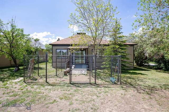 163 Park Ave, Harrison, MT 59735 (MLS #359692) :: Carr Montana Real Estate