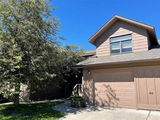3610 Broadwater St #106, Bozeman, MT 59718 (MLS #359705) :: Montana Life Real Estate