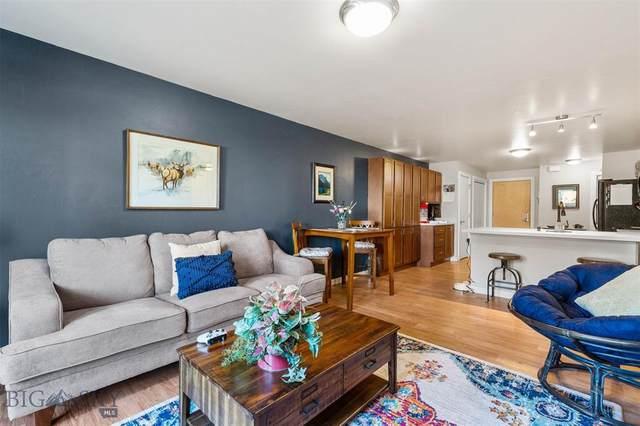 210 S Cottonwood #103, Bozeman, MT 59718 (MLS #359711) :: Carr Montana Real Estate