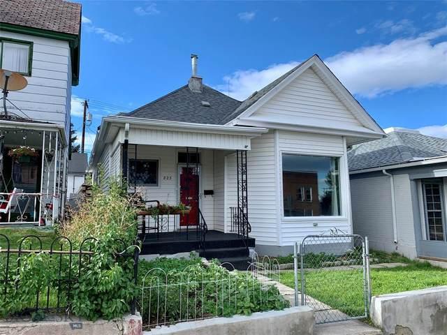 823 W Copper Street, Butte, MT 59701 (MLS #359717) :: Hart Real Estate Solutions