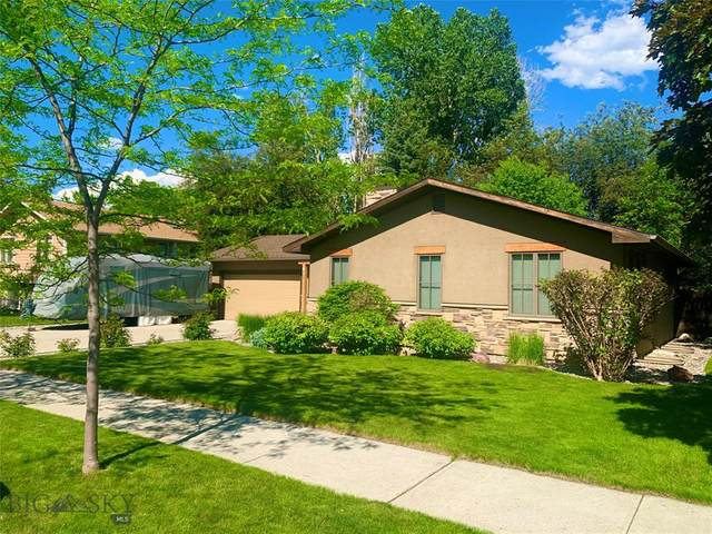 416 N 22nd Avenue, Bozeman, MT 59718 (MLS #359721) :: Hart Real Estate Solutions