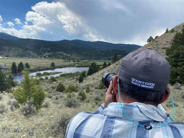 TBD Johnson Creek Road, Divide, MT 59727 (MLS #359722) :: Montana Home Team