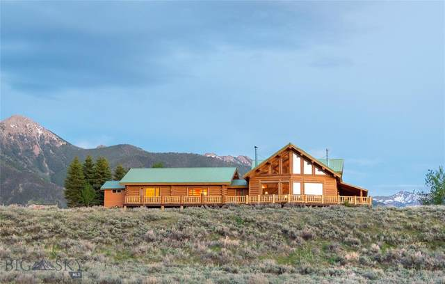 91 Hook And Horn Rd, Cameron, MT 59720 (MLS #359723) :: Hart Real Estate Solutions