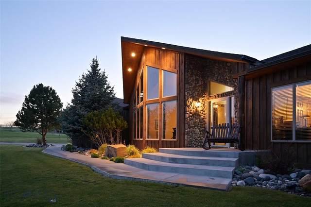 40 Kindsfather Drive, Livingston, MT 59047 (MLS #359726) :: Hart Real Estate Solutions