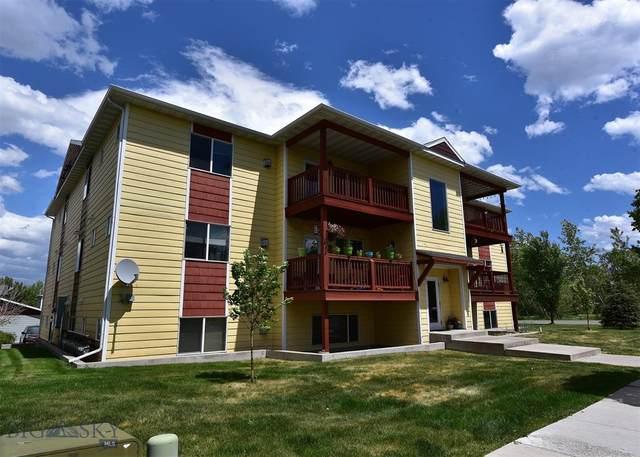 3303 Fallon 1D, Bozeman, MT 59718 (MLS #359727) :: Hart Real Estate Solutions