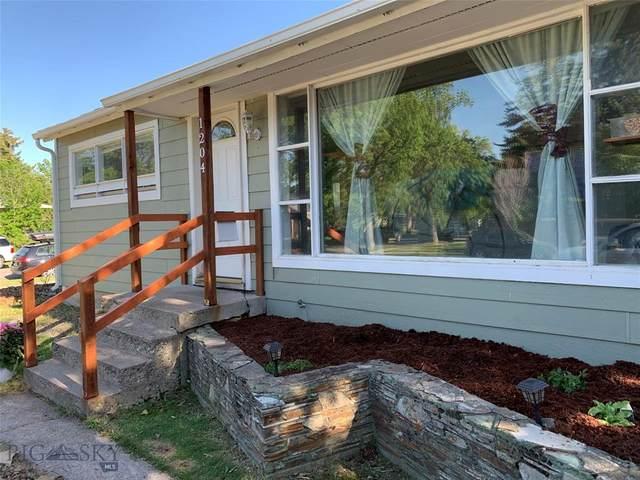 1204 W Story Street A/B, Bozeman, MT 59715 (MLS #359730) :: Hart Real Estate Solutions