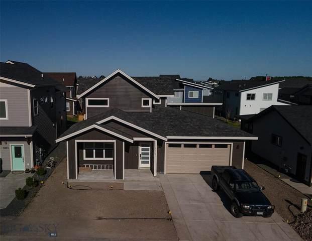5475 Vahl Way, Bozeman, MT 59718 (MLS #359746) :: Hart Real Estate Solutions
