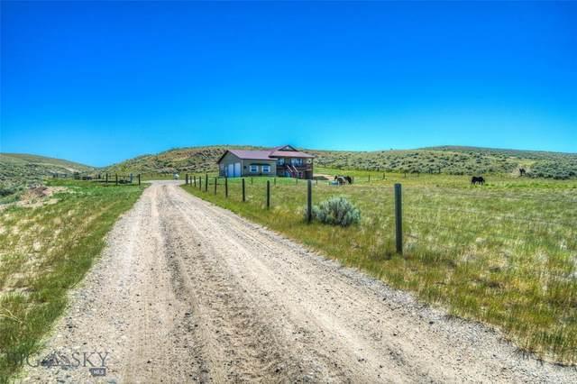 46 Vista Drive, Three Forks, MT 59752 (MLS #359772) :: Hart Real Estate Solutions