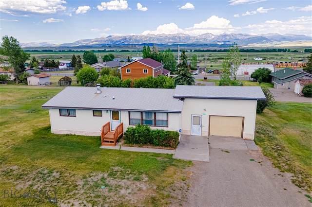 308 N Hill Street N, Wilsall, MT 59086 (MLS #359777) :: Hart Real Estate Solutions