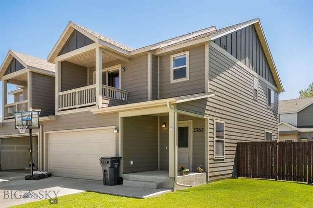 2762 Sartain Street, Bozeman, MT 59718 (MLS #359793) :: Hart Real Estate Solutions
