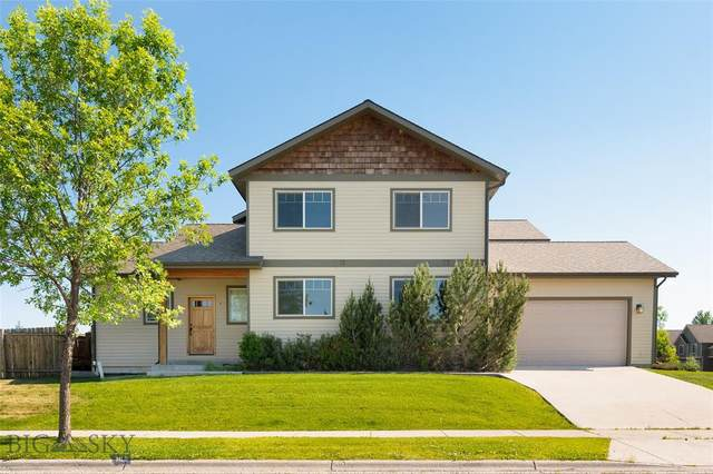 692 Westgate Avenue A, Bozeman, MT 59718 (MLS #359802) :: Black Diamond Montana