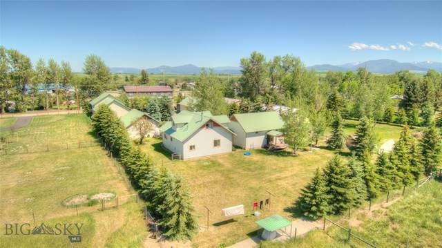217 Lower Rainbow Road, Bozeman, MT 59718 (MLS #359805) :: Montana Life Real Estate