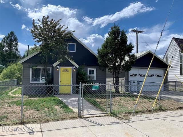 2921 Busch Street, Butte, MT 59701 (MLS #359813) :: L&K Real Estate
