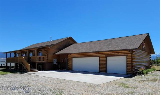 13 Coachman Lane, McAllister, MT 59740 (MLS #359837) :: Montana Life Real Estate