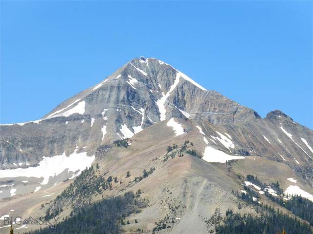135 Summit View, Big Sky, MT 59716 (MLS #359838) :: Berkshire Hathaway HomeServices Montana Properties
