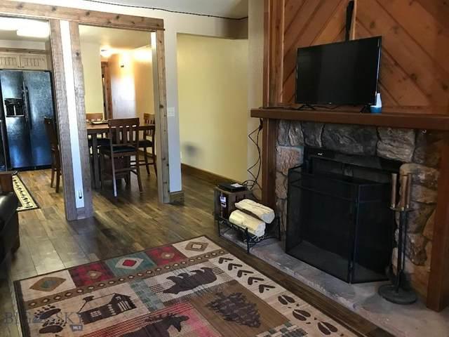 85 Buffalo #103, West Yellowstone, MT 59758 (MLS #359843) :: Black Diamond Montana