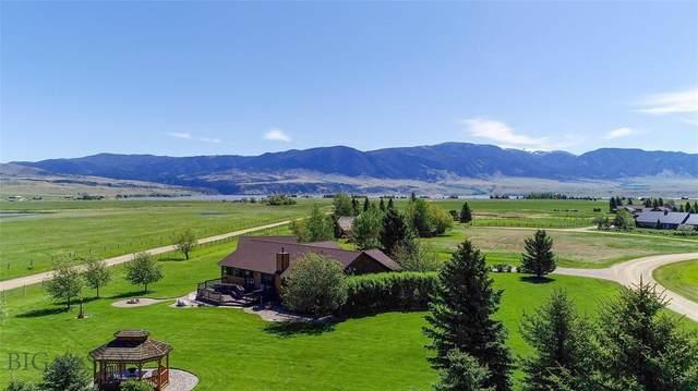 31 Kokanee, McAllister, MT 59740 (MLS #359844) :: Montana Life Real Estate