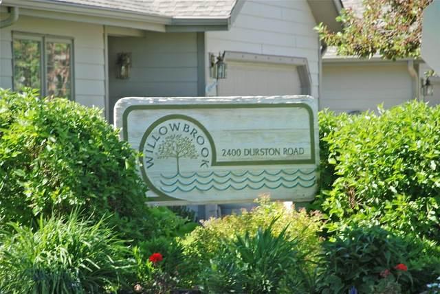 2400 Durston Road W #24, Bozeman, MT 59718 (MLS #359849) :: Hart Real Estate Solutions