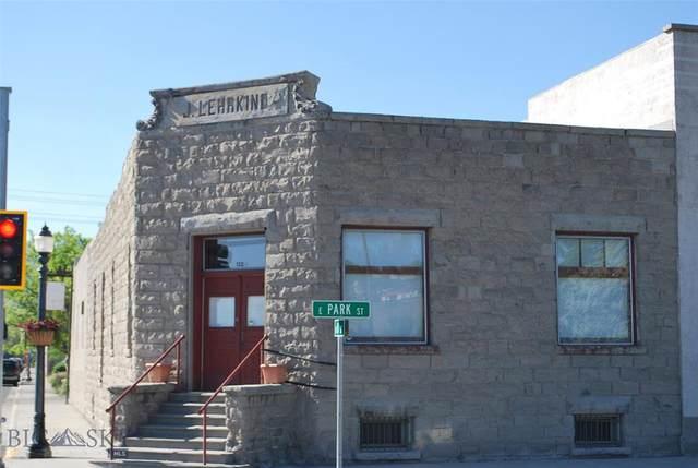 122 E Park Street, Livingston, MT 59047 (MLS #359853) :: Black Diamond Montana