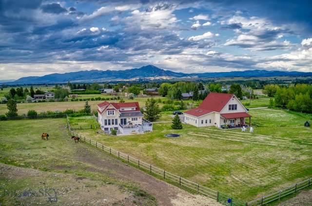 7915 Leverich Road, Bozeman, MT 59715 (MLS #359895) :: Black Diamond Montana
