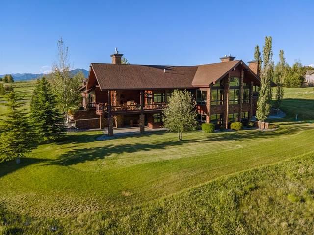450 Wildrose Lane, Bozeman, MT 59715 (MLS #359919) :: L&K Real Estate