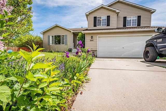 344 Greenway Court, Bozeman, MT 59718 (MLS #359964) :: Hart Real Estate Solutions