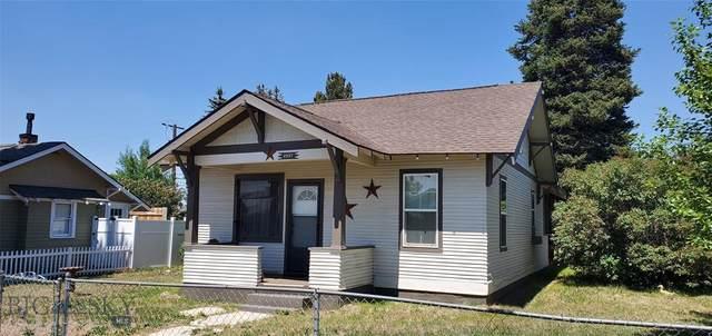 2537 Harvard Avenue, Butte, MT 59701 (MLS #359982) :: Carr Montana Real Estate