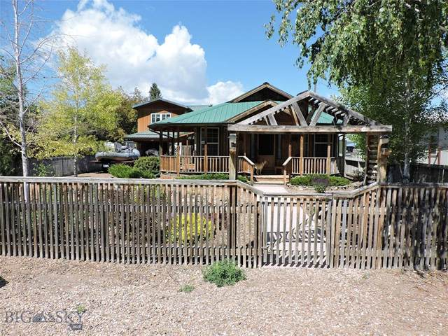 318 S Madison, Twin Bridges, MT 59754 (MLS #359986) :: Montana Home Team