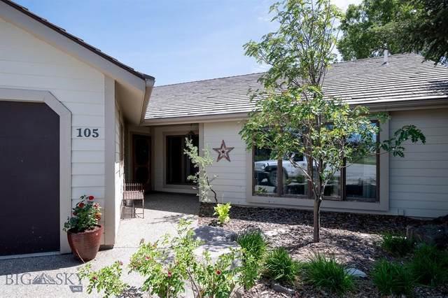 105 E Boulder Court, Big Timber, MT 59011 (MLS #360003) :: Carr Montana Real Estate