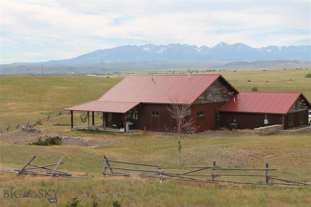 48A Jim Parrent Ln, Big Timber, MT 59011 (MLS #360024) :: Black Diamond Montana