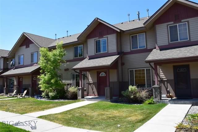 3147 Cattail Street B, Bozeman, MT 59718 (MLS #360035) :: Black Diamond Montana