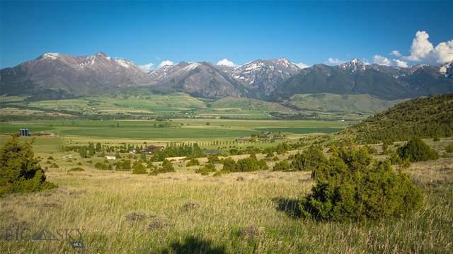 327 acres Cow Trail Road, Livingston, MT 59047 (MLS #360037) :: Black Diamond Montana