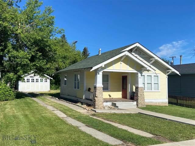 515 Platt Avenue S, Red Lodge, MT 59068 (MLS #360051) :: Black Diamond Montana