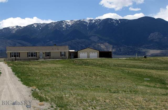 27 Roberts Trail E, Belfry, MT 59008 (MLS #360056) :: Montana Life Real Estate
