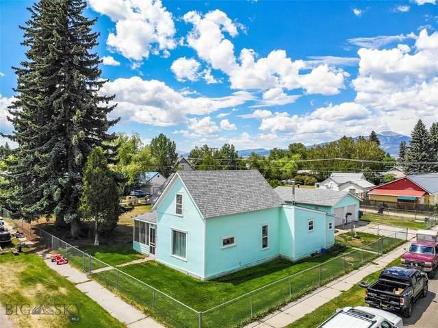 200 Larabie Street, Deer Lodge, MT 59722 (MLS #360077) :: L&K Real Estate